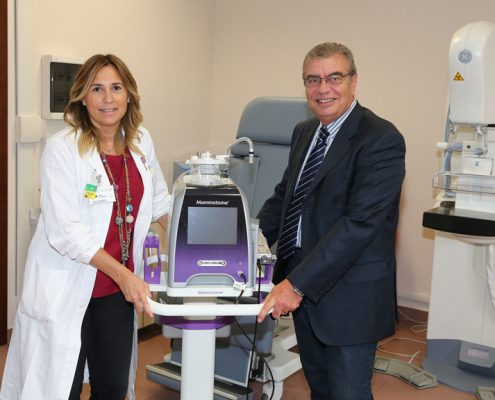 Dott.ssa Vacondio e Presidente Ricciardi