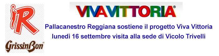 VIVAVITTORIA Pallacanestro Reggiana